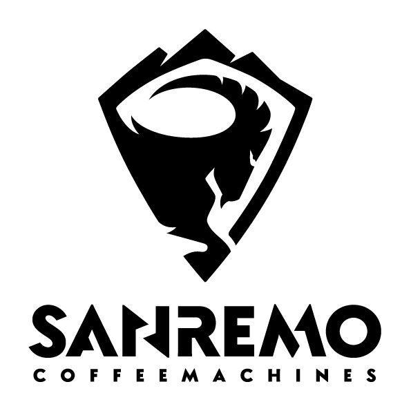 Kávovary SANREMO logo